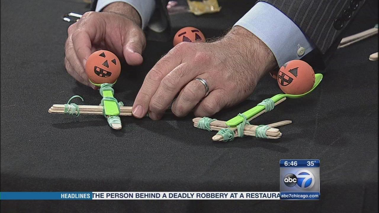 DIY Halloween activities