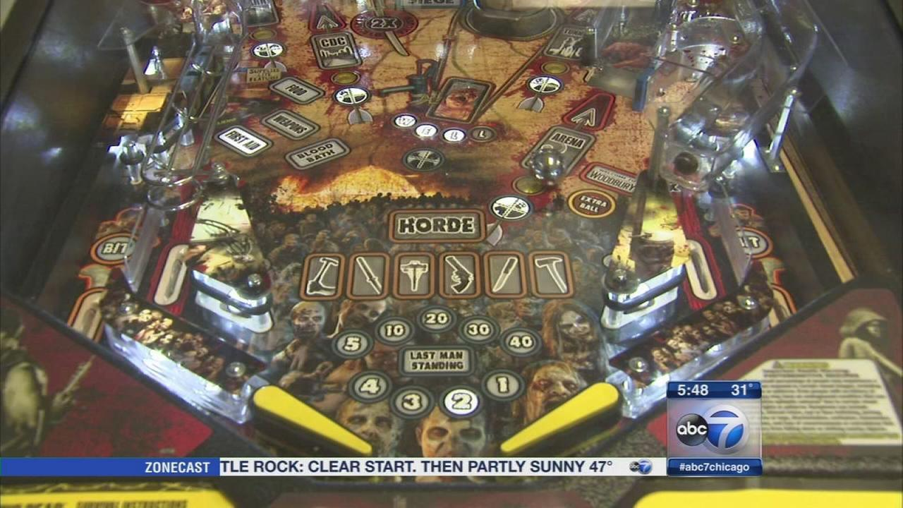 Made in Chicagoland Stern Pinball