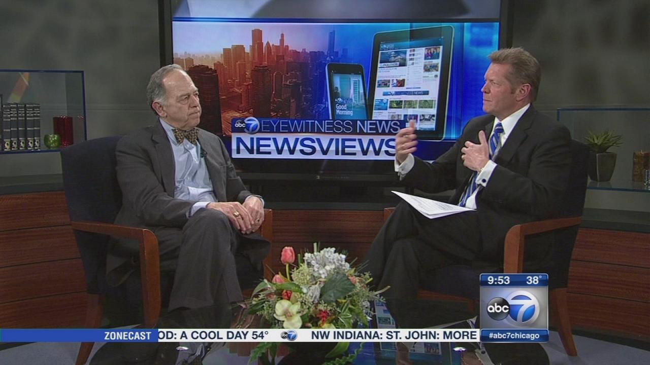 Newsviews: Metra Chairman Martin Oberman