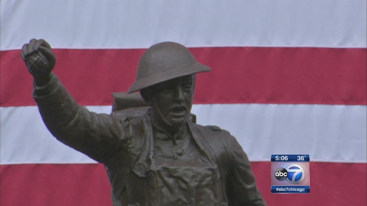Veterans honored in Veterans Day ceremonies
