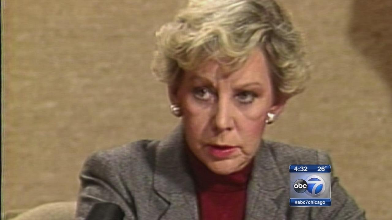 Chicagoans remember Jane Byrne