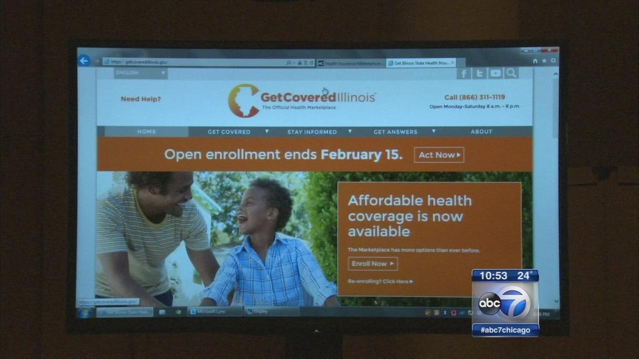 Get Covered Illinois open enrollment period launches