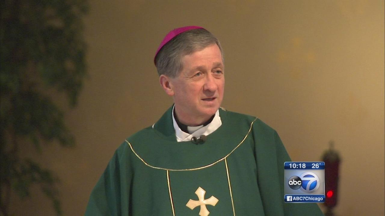 Archbishop-Designate Cupich to be installed Tuesday