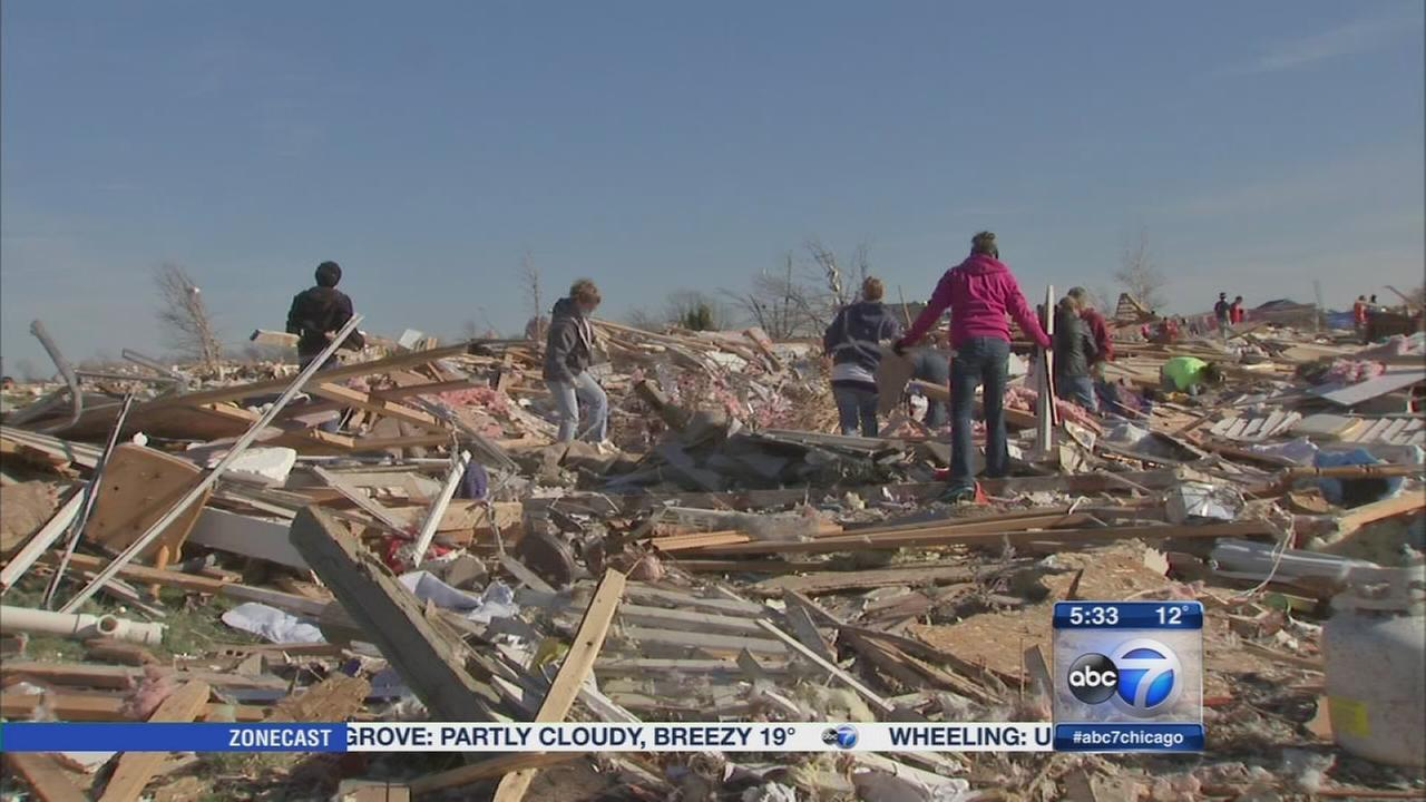 Washington tornado survivors continue recovery 1 year later