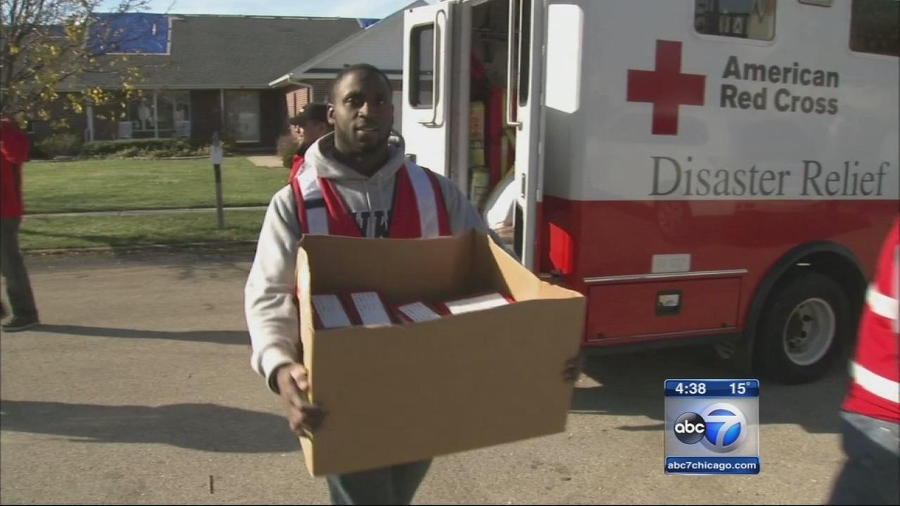 Chicago Red Cross remembers 2013 tornado relief efforts