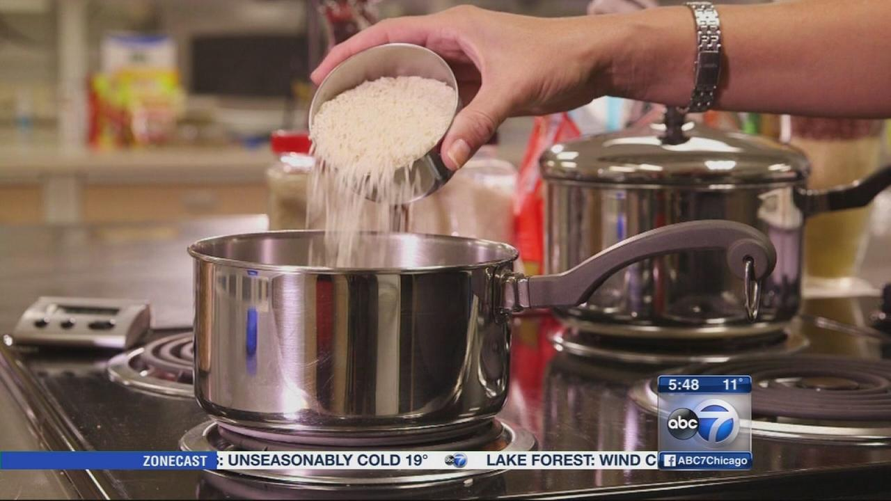 Consumer Reports: Arsenic in rice