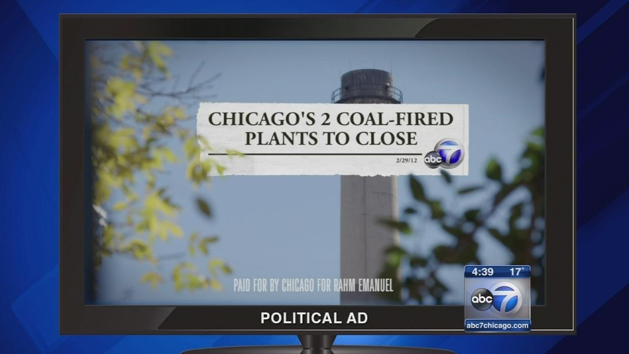 First look at Mayor Rahm Emanuels first TV ad