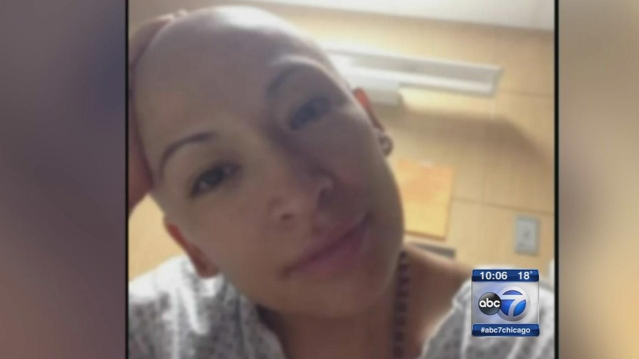 Chicago cop searching for bone marrow donor