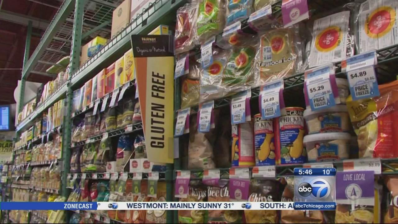 Consumer Reports: Eating gluten-free