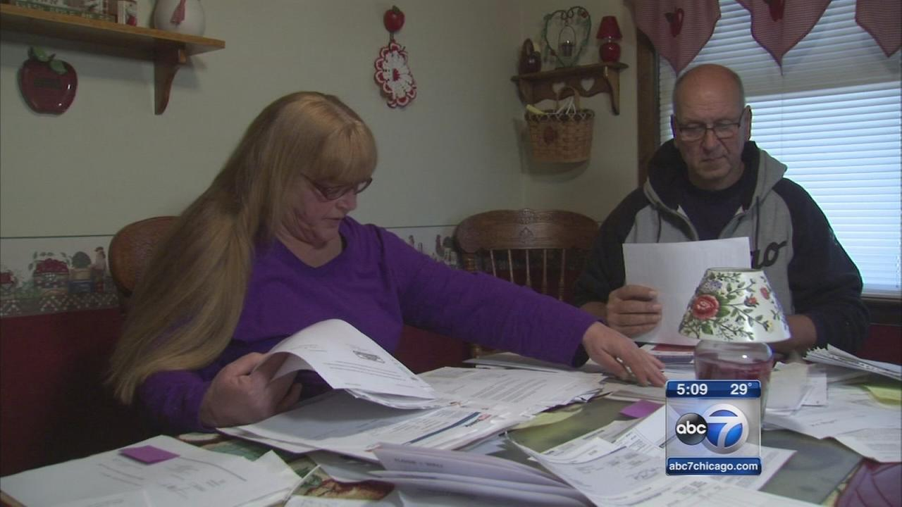 Family waits months for bank to pay out insurance check