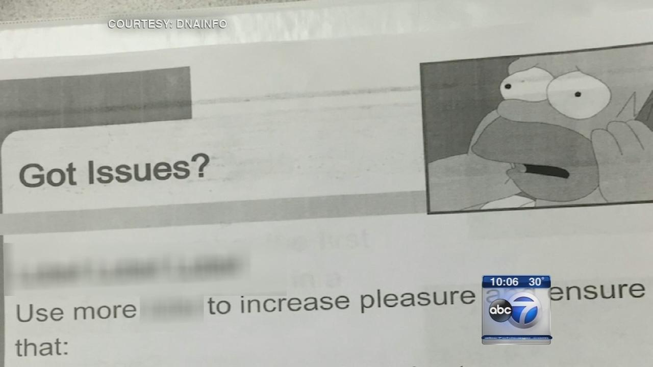 CPS parents outraged by racy sex education materials