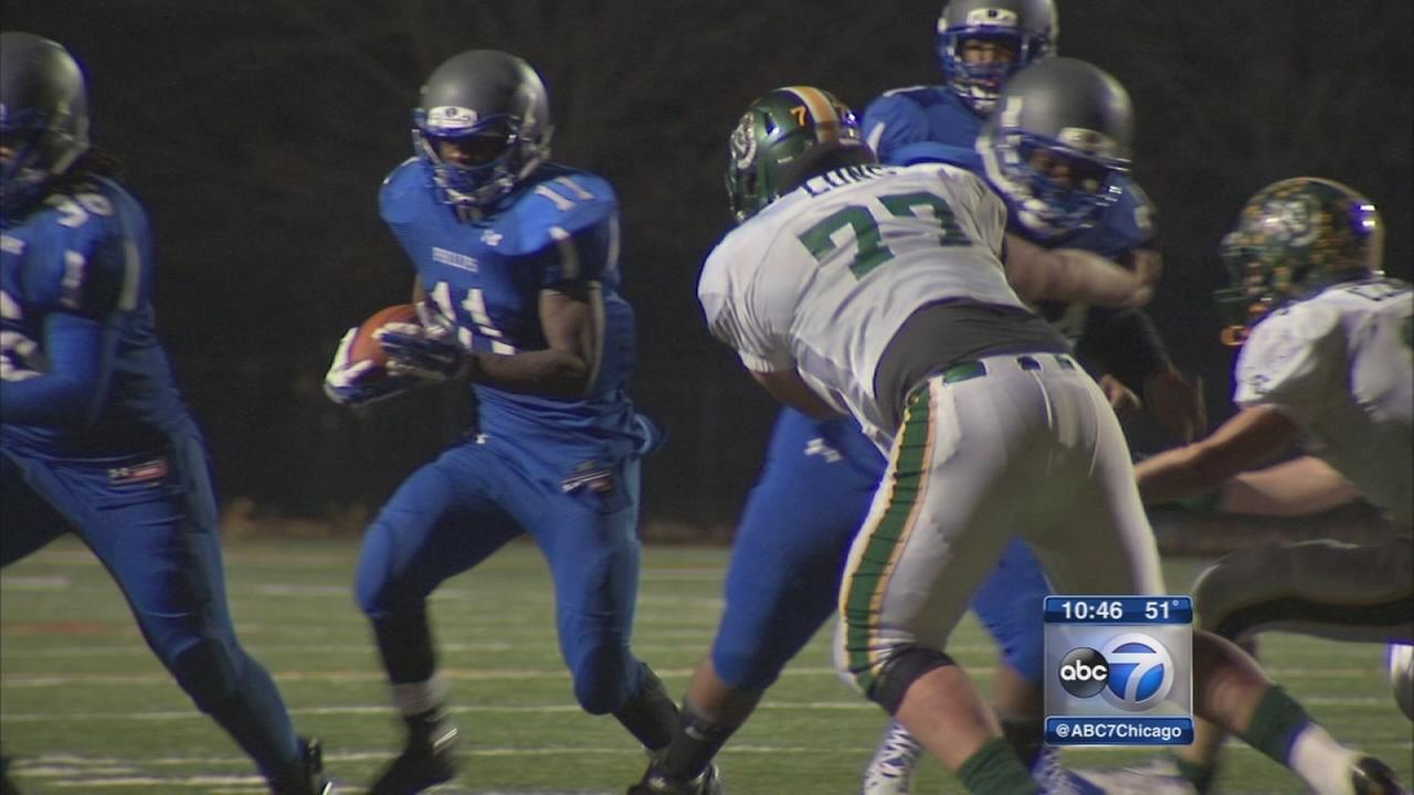 CPS football teams make it to state semi-finals