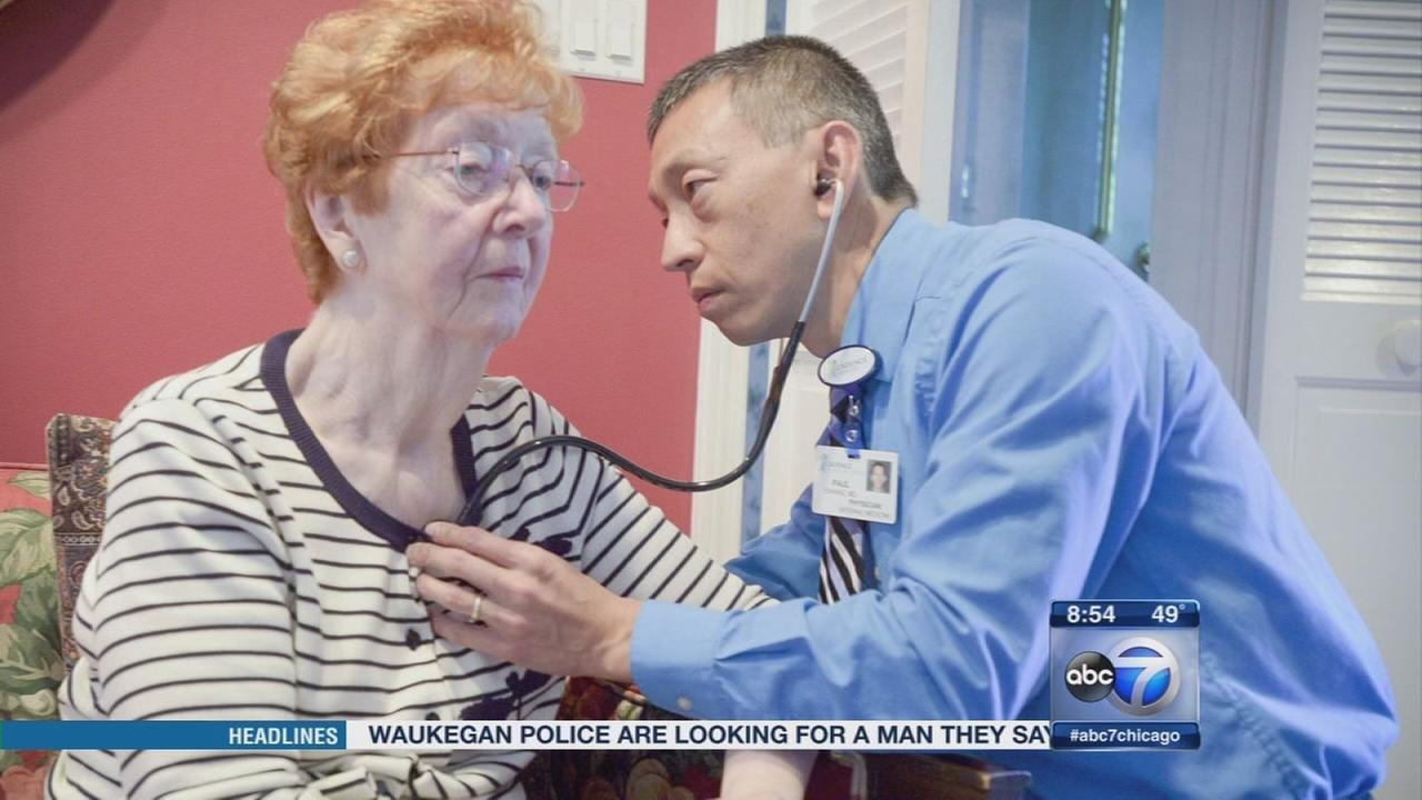 Daily Herald: Home healthcare