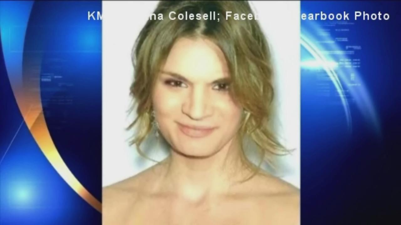 Transgender woman presented at open-casket funeral dressed as man, friends say