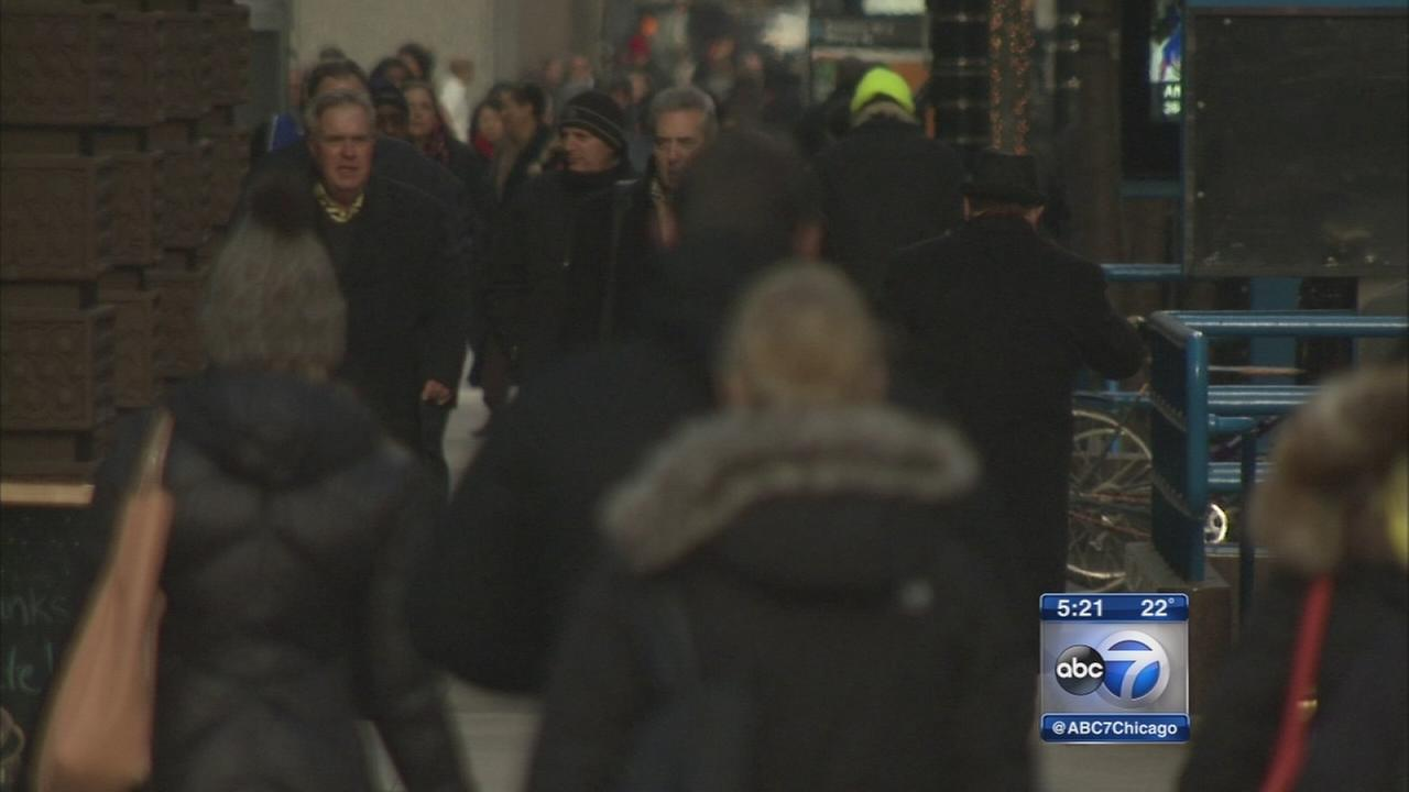 Chicagoans protest Ferguson decision in the Loop
