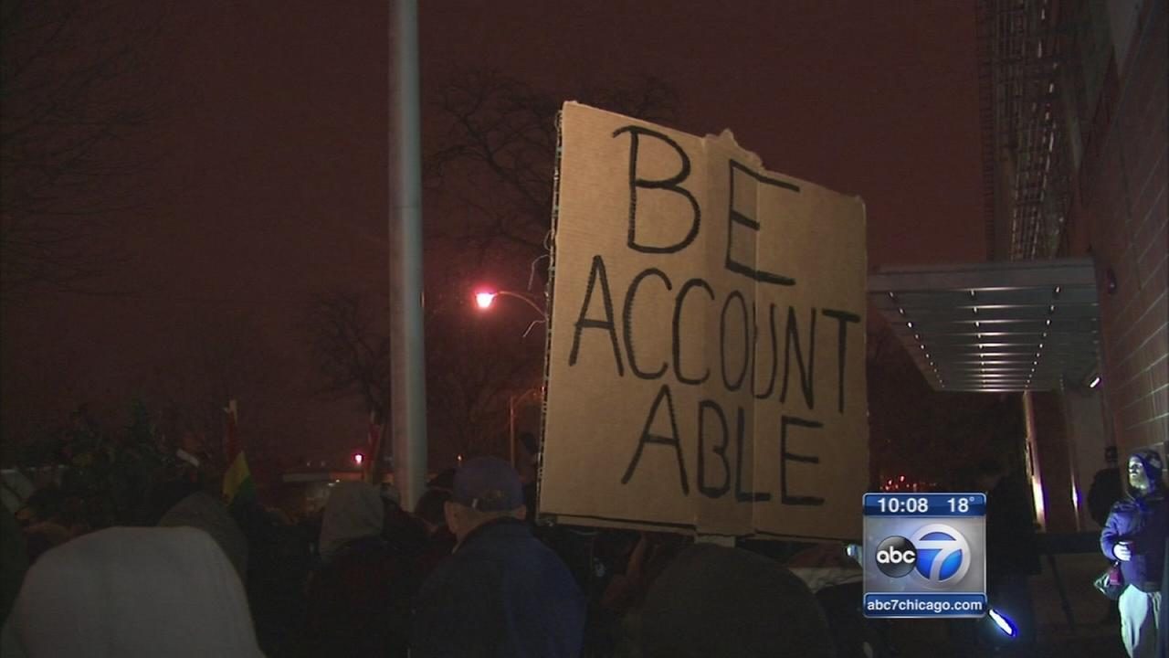 Why protest Ferguson in Chicago?
