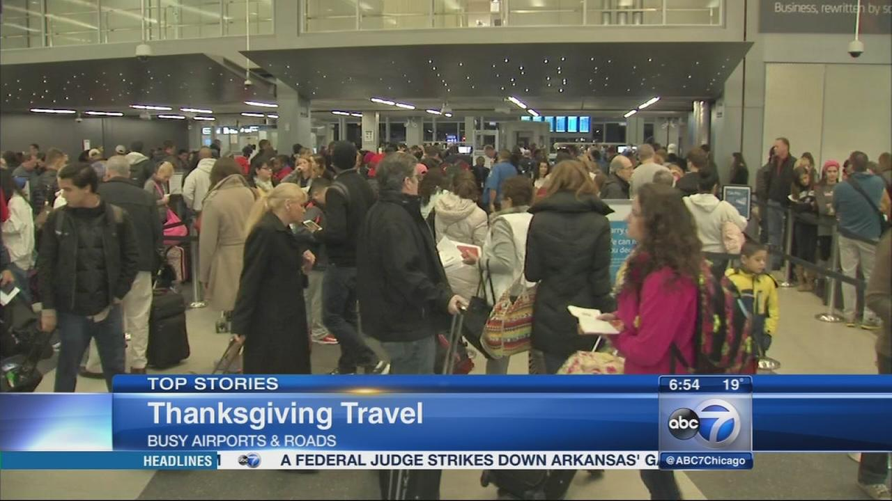 OHare, Midway expect more holiday travelers