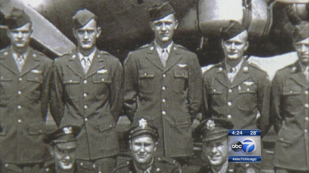 World War II veteran thankful for life after war