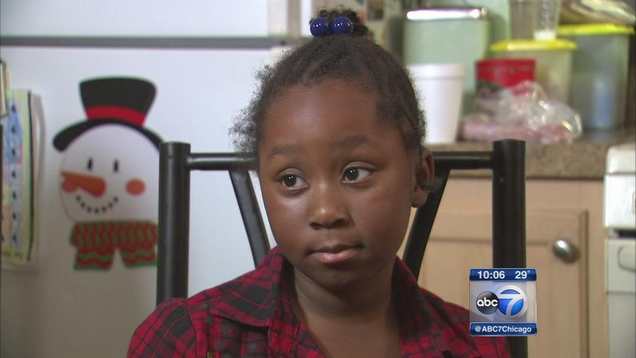 Girl, 6, suspended for response to boys who teased her