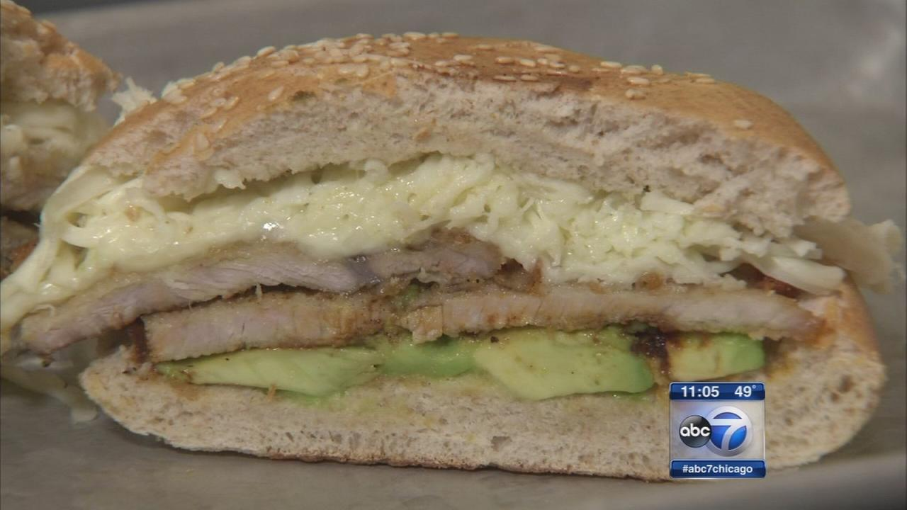 Cemita a Mexican sandwich that captures the imagination