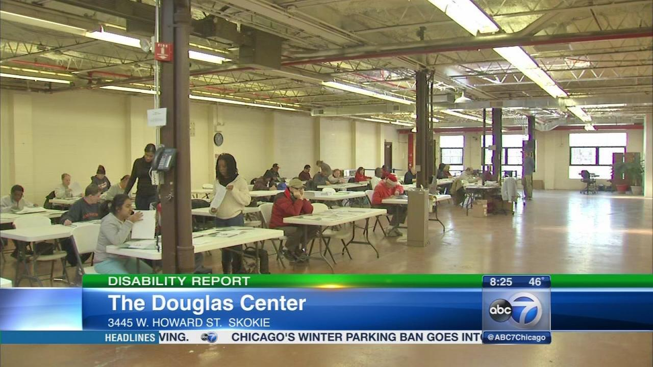 The Douglas Center offers work training, experience for adults with disabilities
