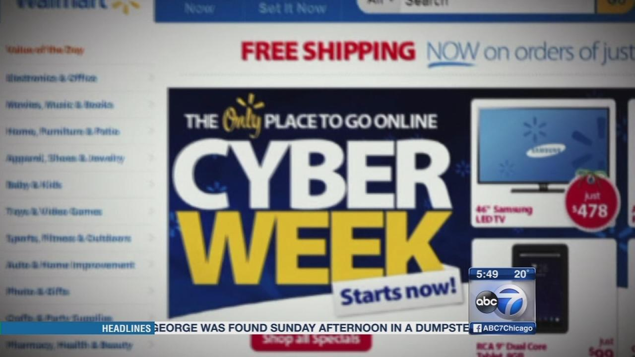 Save more on Cyber Monday