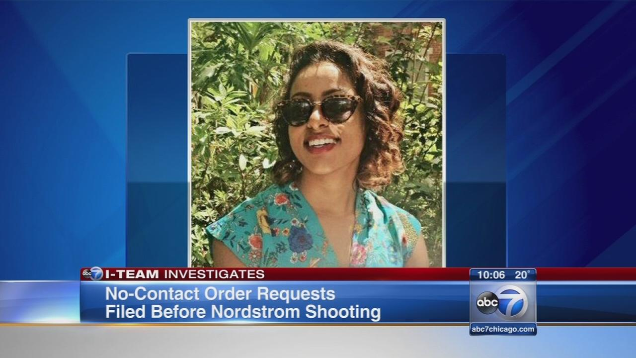 Nordstrom shooter, victims sister denied protective orders