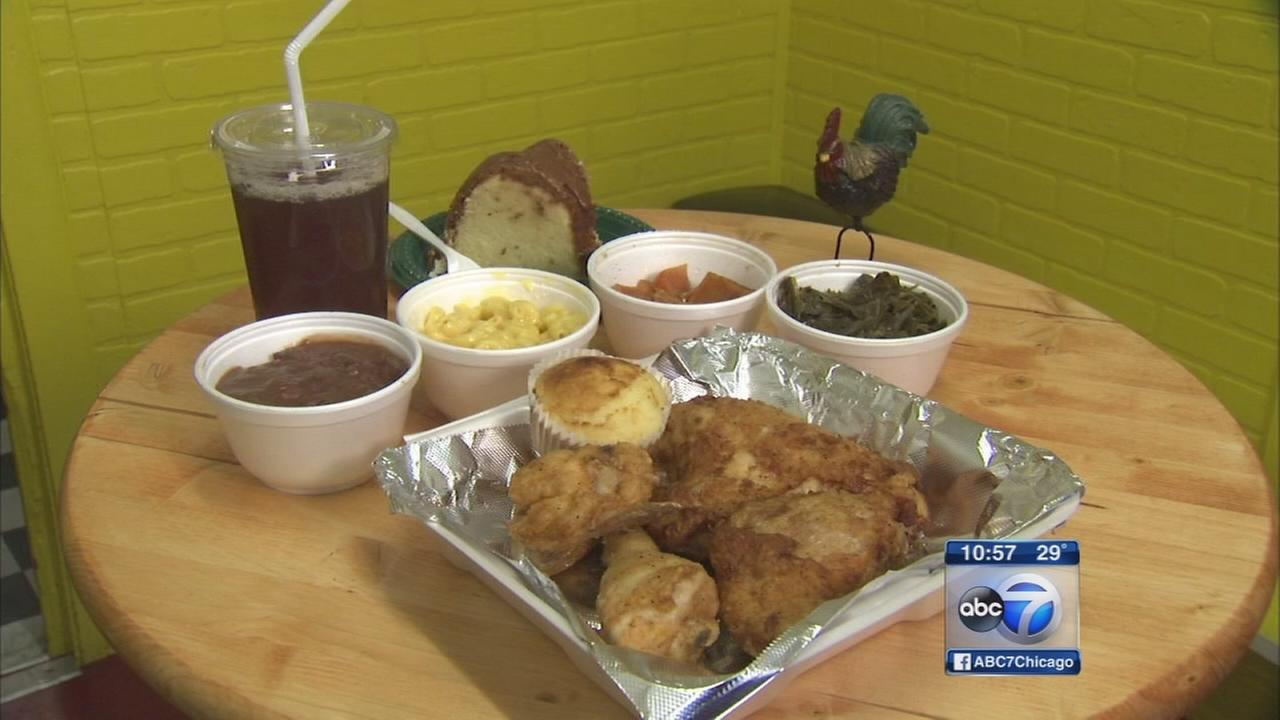 Crazy Bird is part BBQ joint, part chicken shack