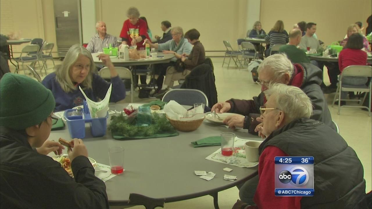 Helping seniors fight hunger