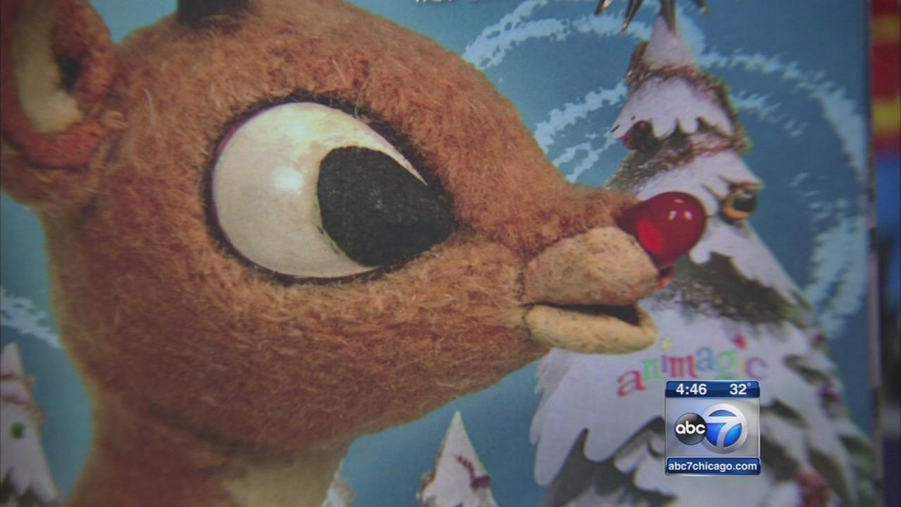 Rudolph the Red-Nosed Reindeer celebrates 50 years