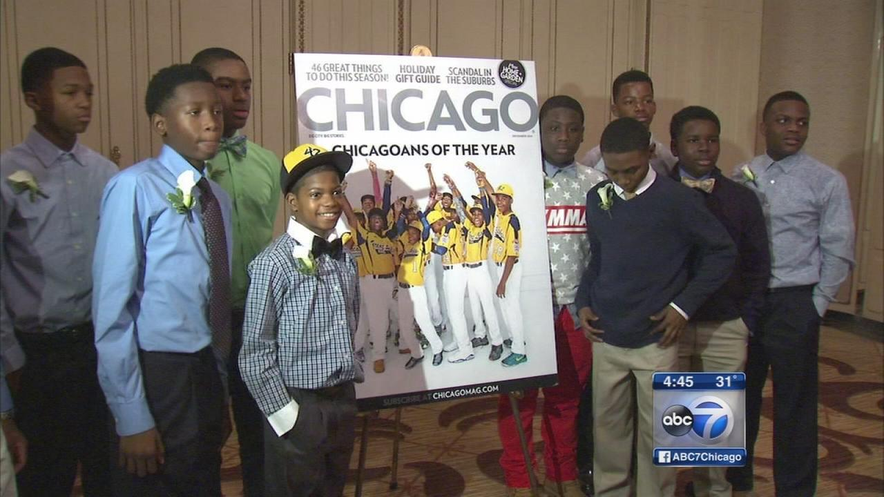 JRW players honored by Chicago Magazine