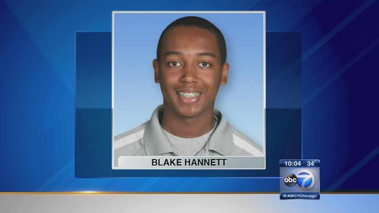 Blake Hannett, 15, killed after accidental, self-inflicted gunshot