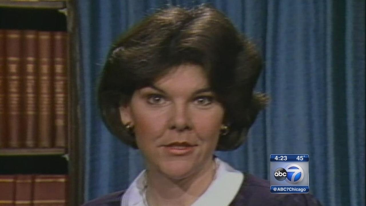 Ann Compton to be inducted into Illinois broadcasting Hall of Fame