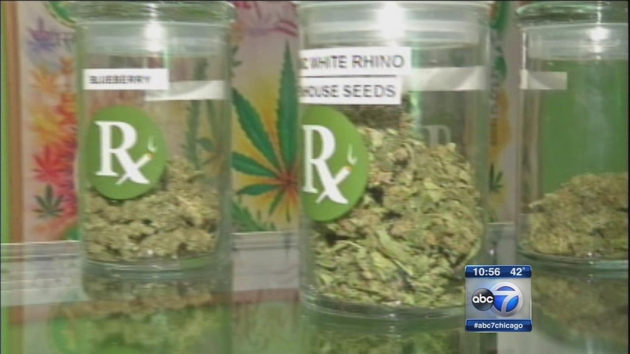 I-Team: Security a high priority for pot business in Illinois