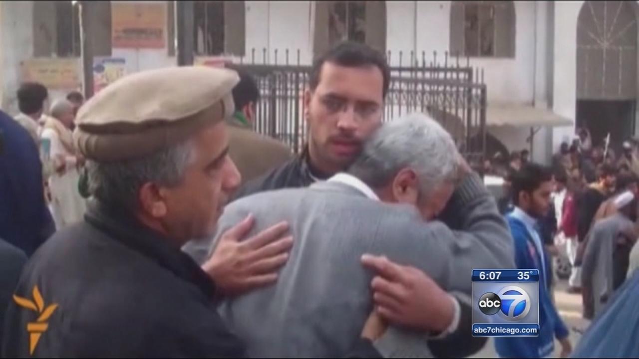 Pakistani-Americans mourn school attack