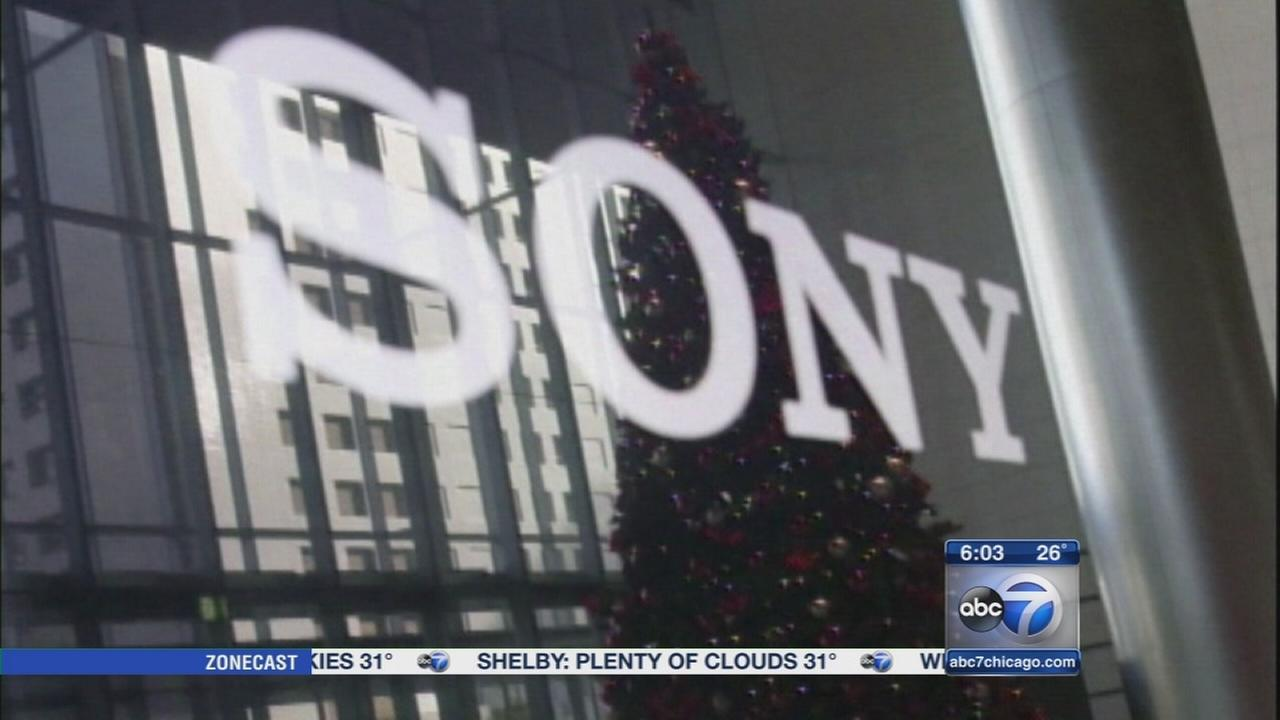 Sony hackers issue new threat targeting theaters