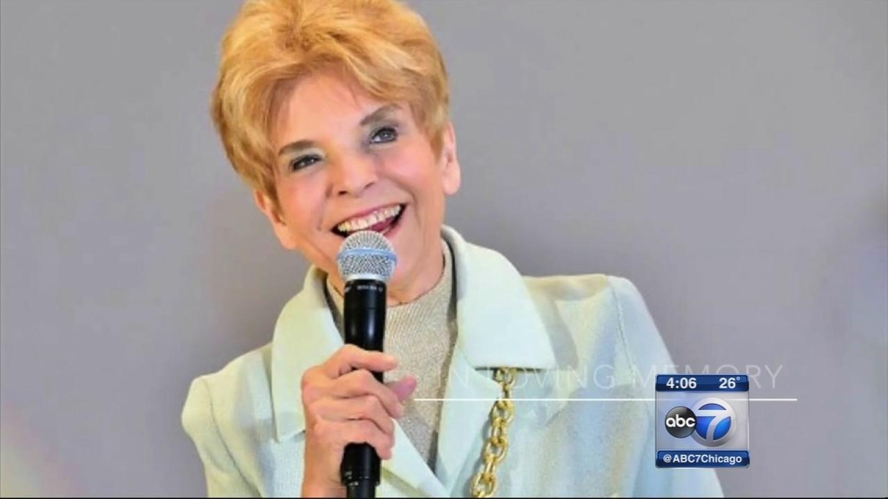 Topinka applauded by GOP, Dems