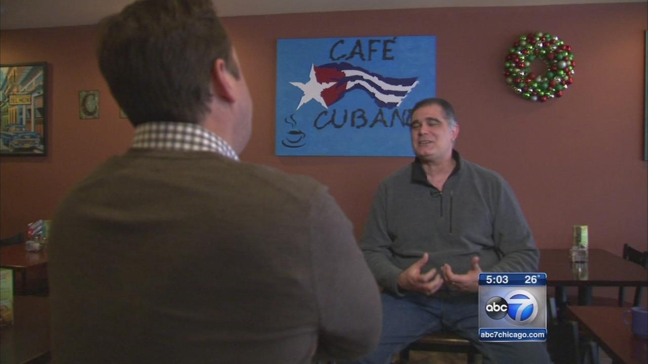 Chicagoans react to US, Cuba announcement