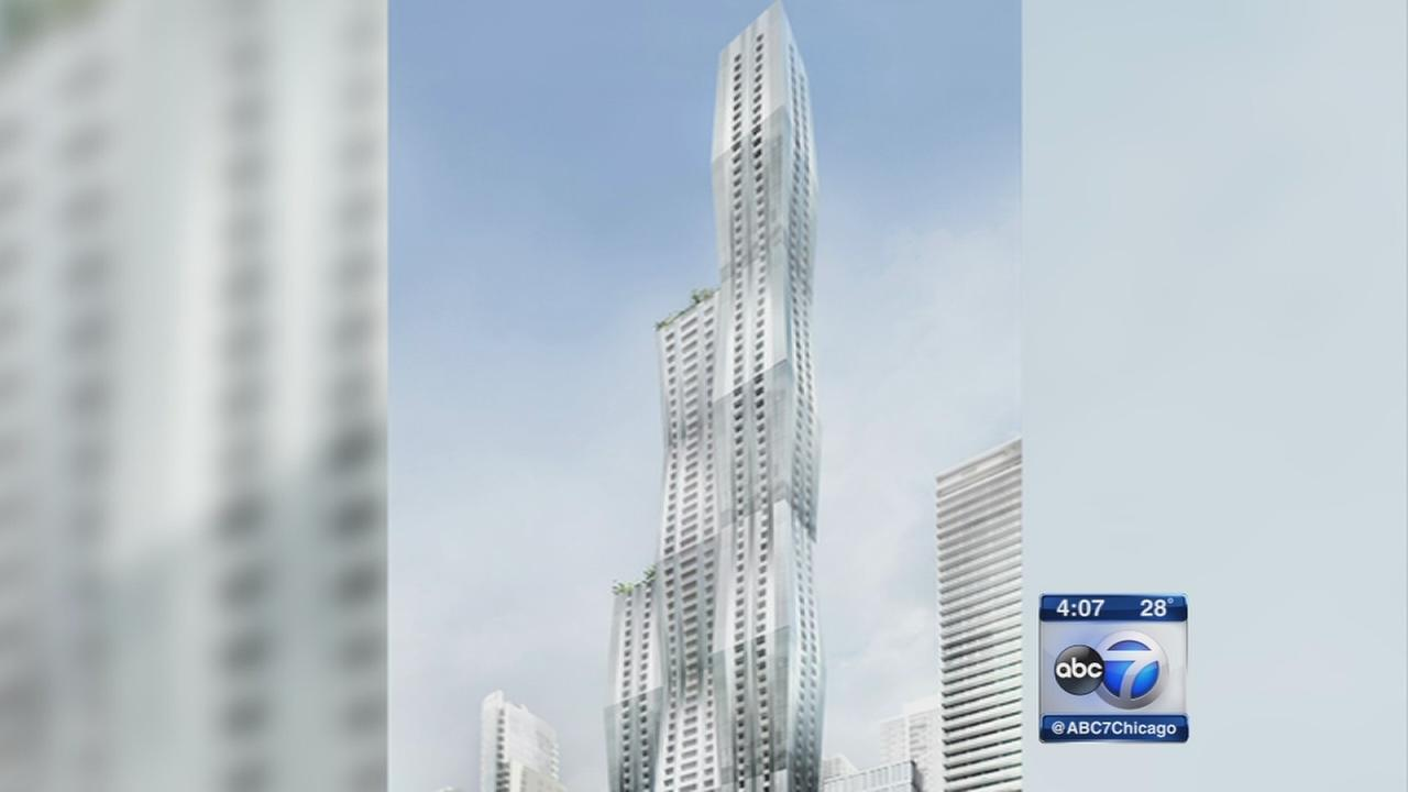 Wanda Vista to be 3rd tallest in Chicago
