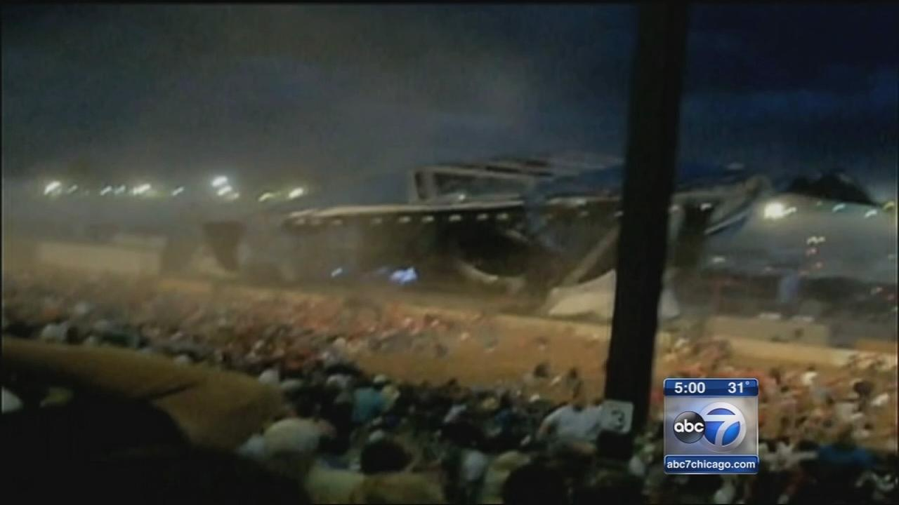 Ind. State Fair stage collapse settlement reached