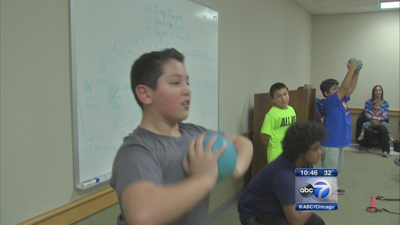 Proactive Kids teaching families to make healthy choices