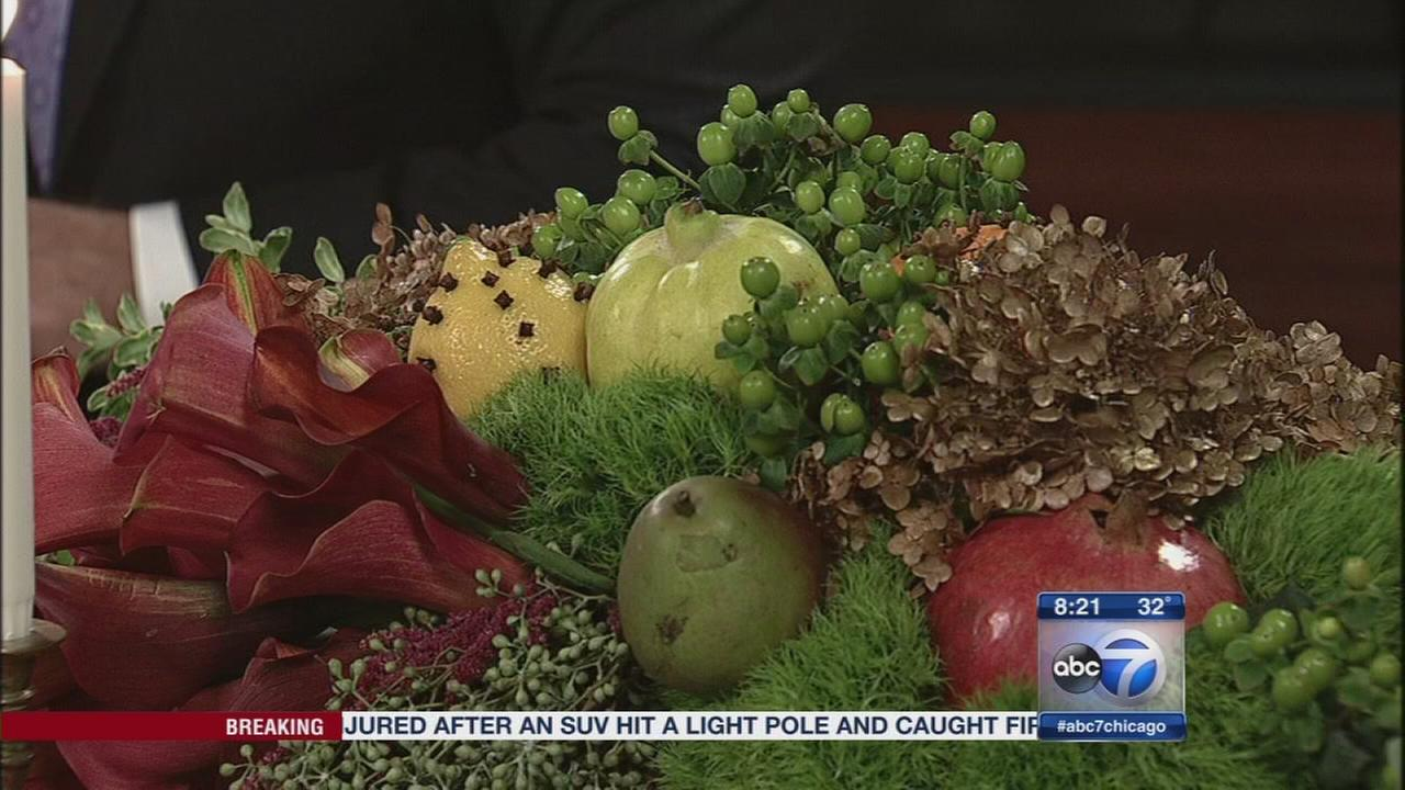 Holiday tablescaping tips