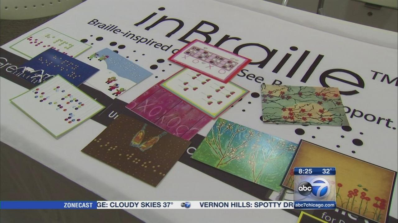 ?In Brialle? holiday cards spread cheer