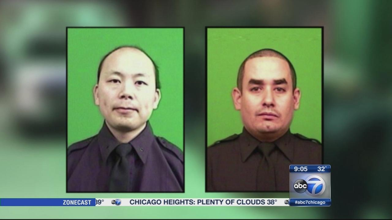 2 NYPD officers killed in Brooklyn shooting