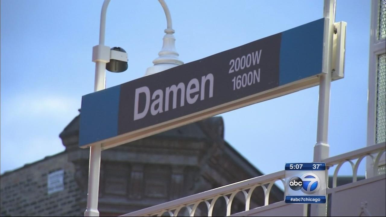 Damen CTA station reopens after renovation