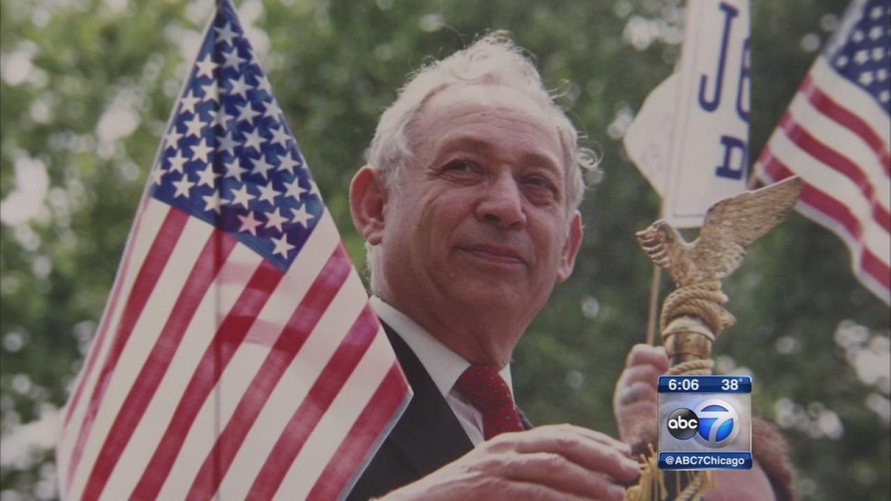 Longtime alderman Bernie Stone dies