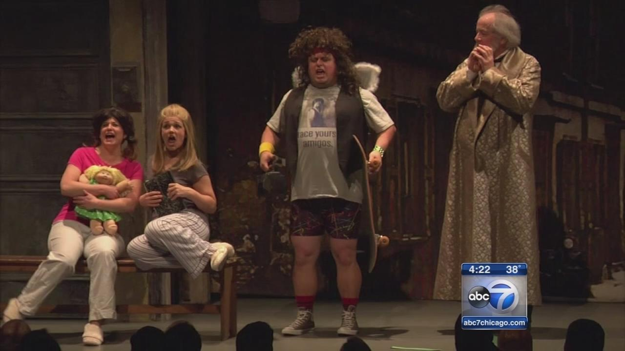 Second City presents Twist Your Dickens
