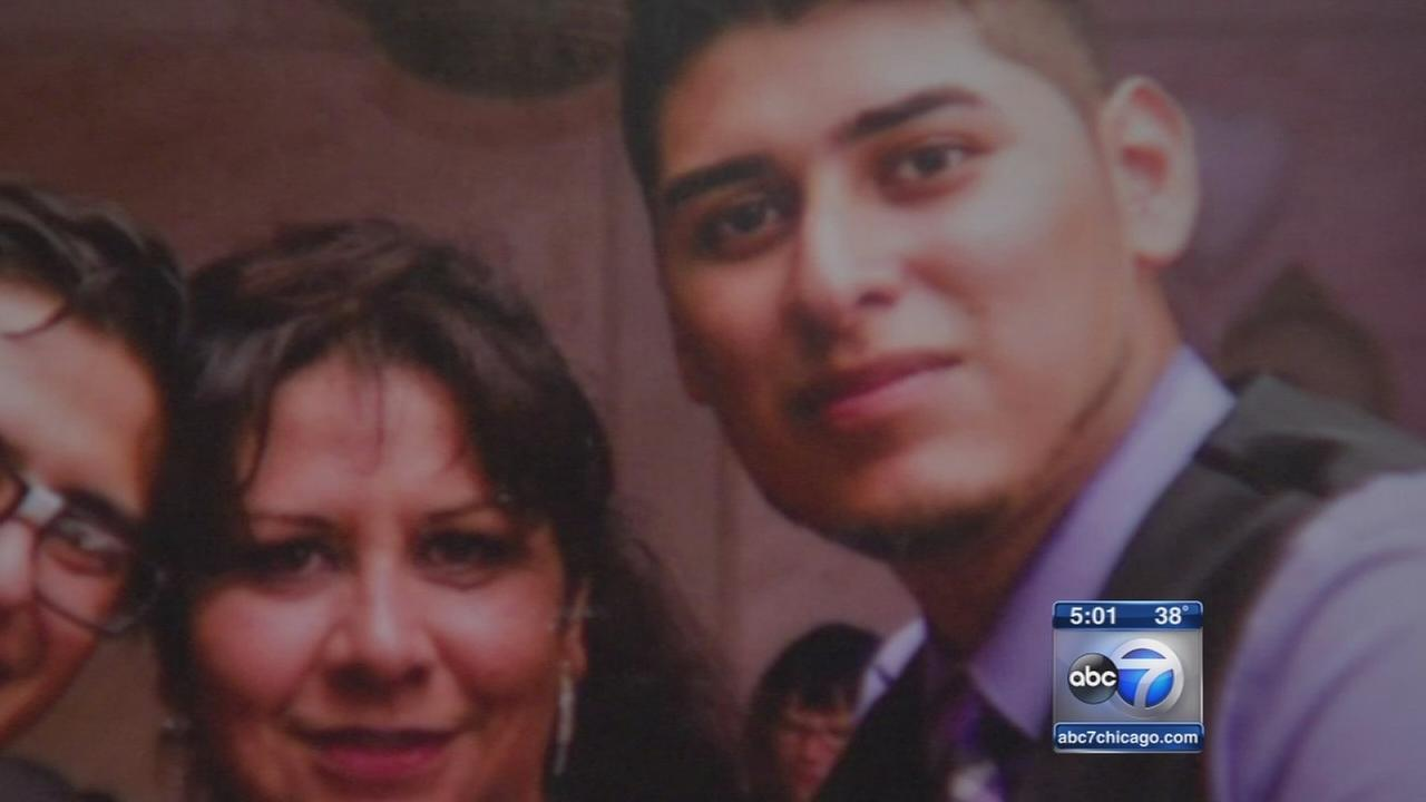 Family mourns son, killed by out of control car