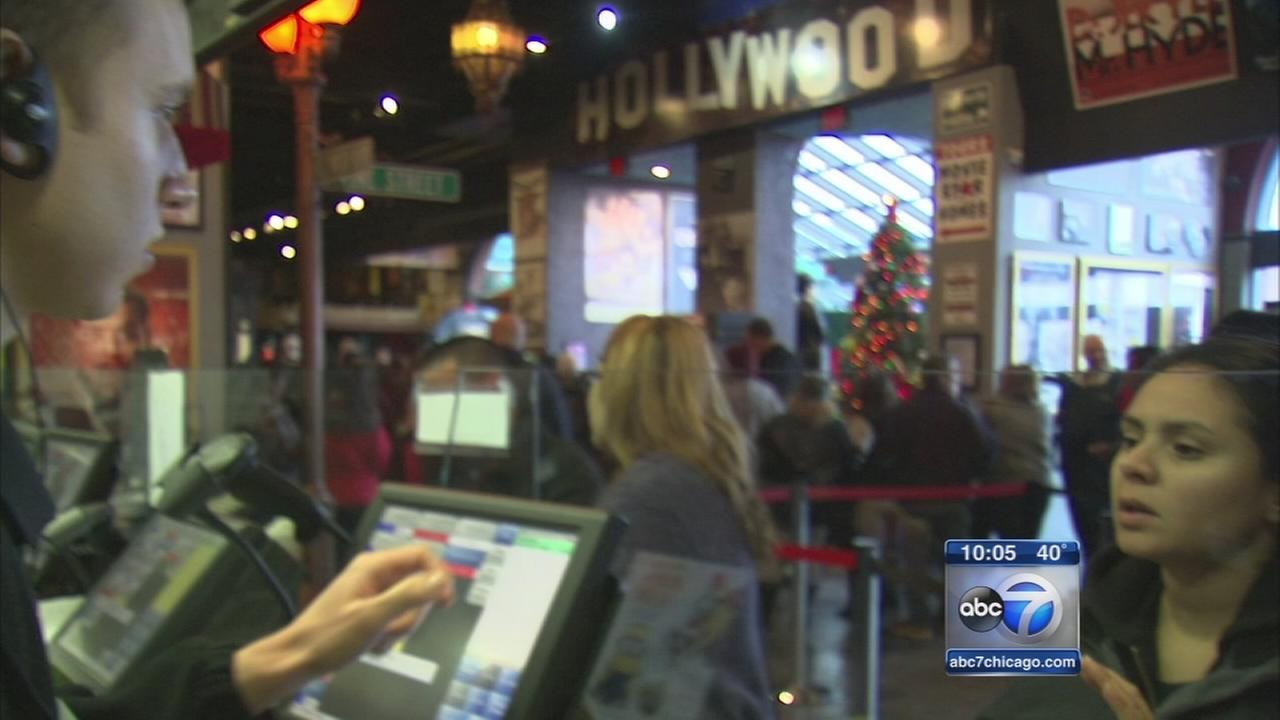 Christmas Day ticket sales strong for The Interview