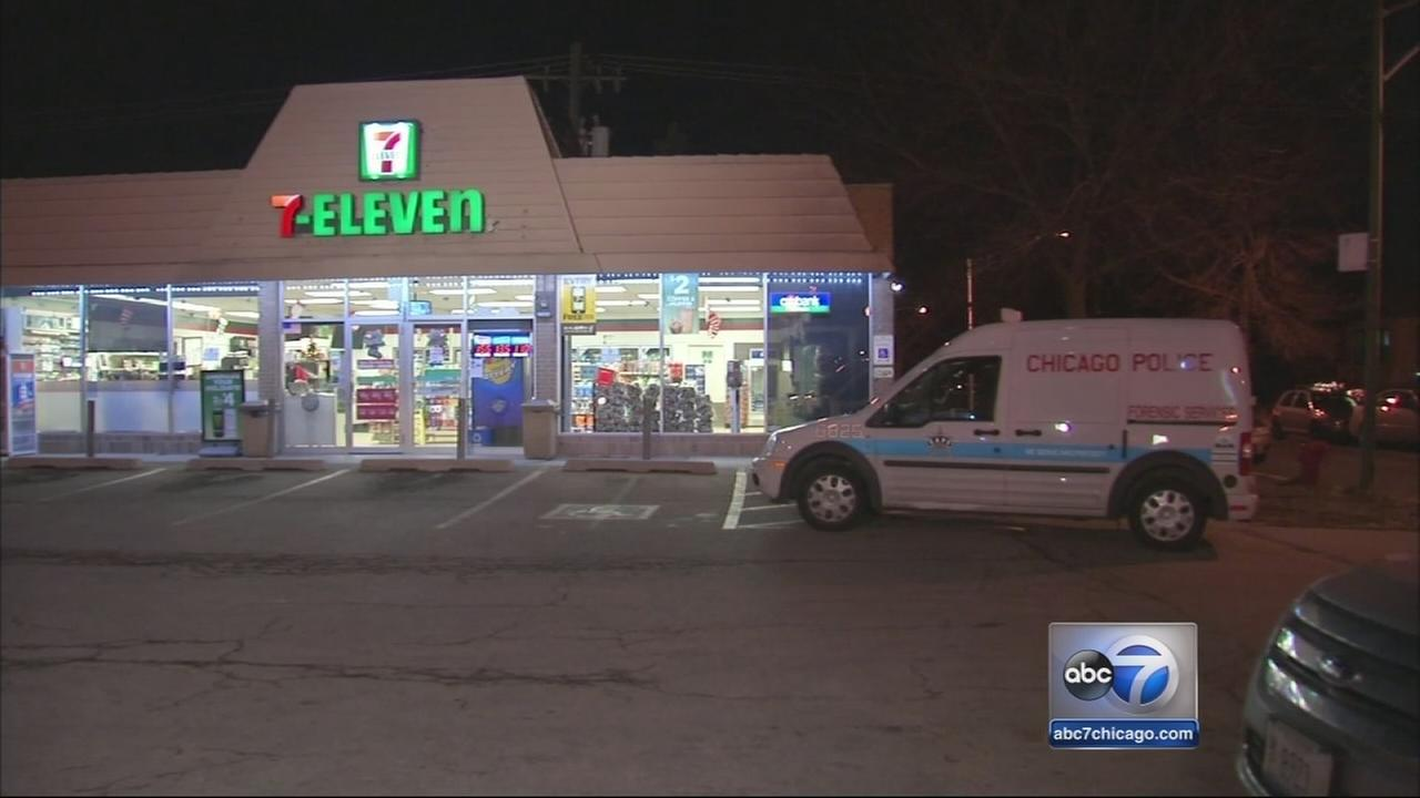 7-Eleven owner returns fire after robbery